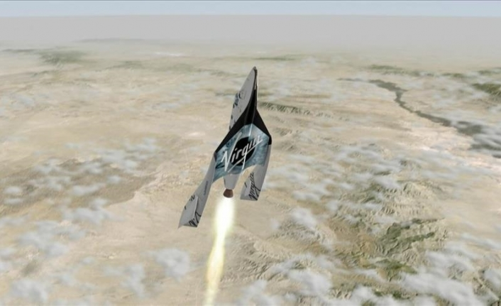 Virgin Galactic trains pilots with Turkish firm's software