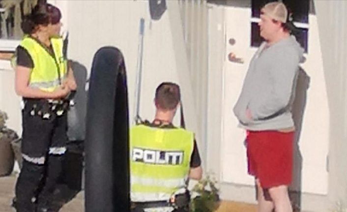 Deadly bow-and-arrow attack act of terror: Norwegian police