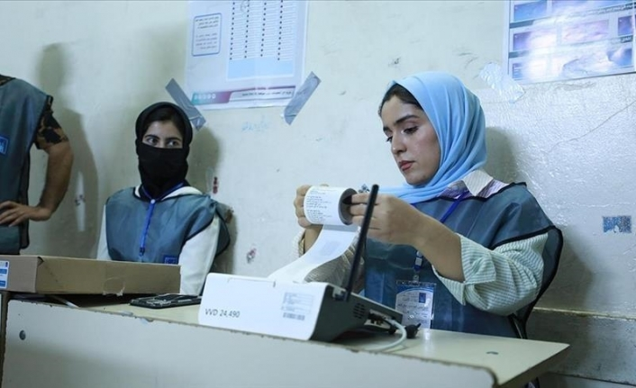 For 1st time, Iraqi women secure 97 parliament seats