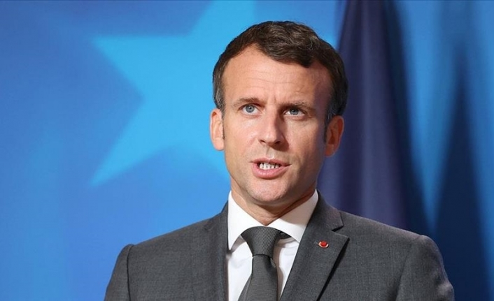French president unveils €30B futuristic green investment plan