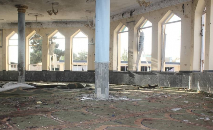Mosque blast kills at least 46 in Afghanistan