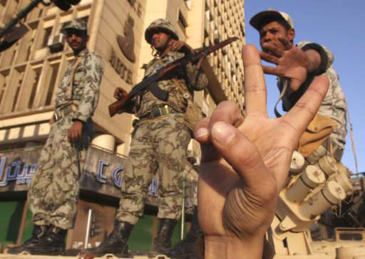 Cairo says no American military bases in Egypt