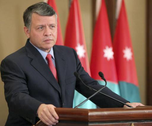 Jordanian King appoints chief judge and members for constitutional court