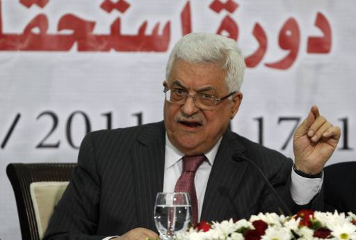 Abbas to brief PLO after Kerry visit