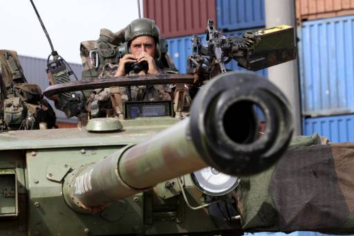 Soldiers seal off Ivory Coast`s second city