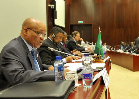 AU appoints panel to assist Egypt to normalcy