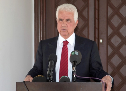 Turkish-Cypriot leader to run in 2015
