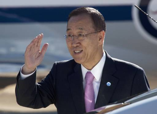 UN chief calls for humane treatment of ISIL-held pilot