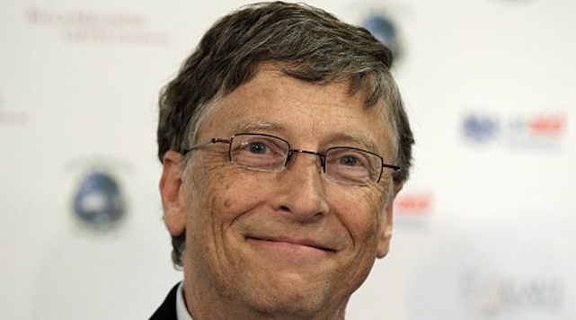 Bill Gates announces to expand aid for Pakistan