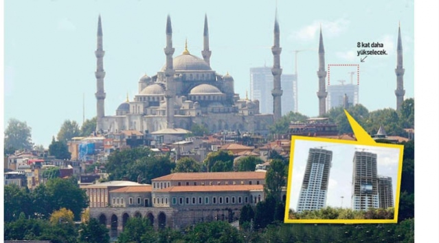 New omnibus bill to protect Turkish skylines