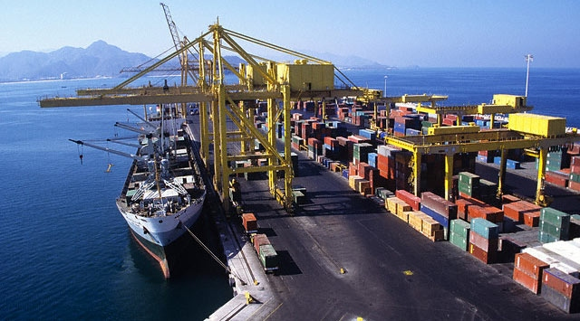 Turkish exports up in March