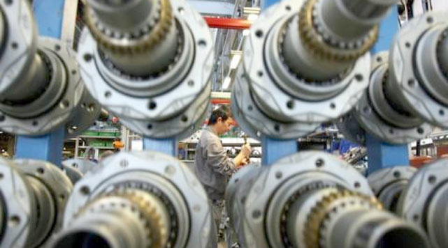 Turkey surpasses EU in industrial production on annual basis in June