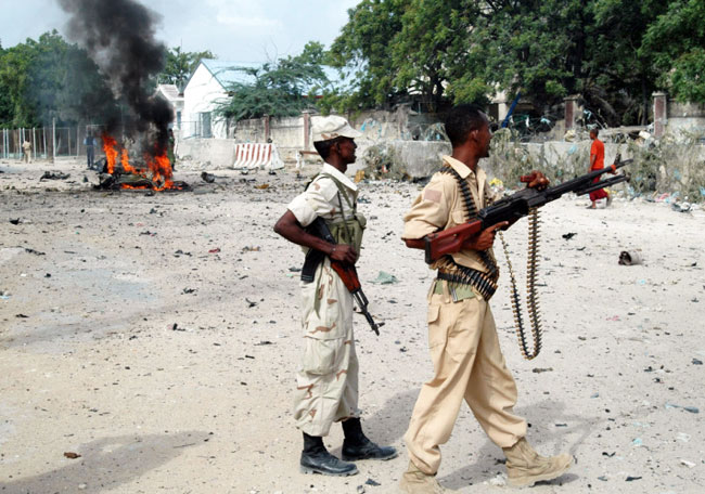 3 killed in Somali attack blamed on al-Shabaab