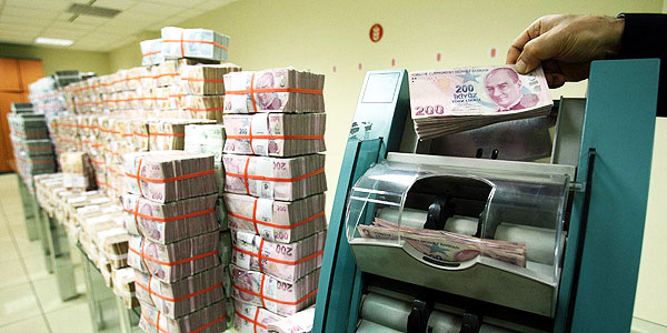 Turkey's budget deficit narrows to $4.9 bn for 11 months