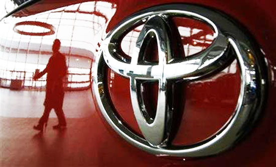 Toyota loses top-selling automaker crown in 2016