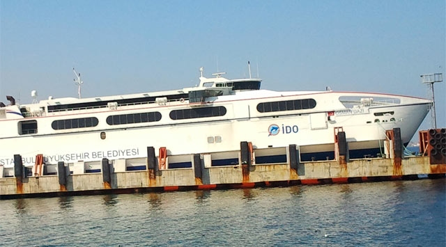 10 new ferries to be added to Istanbul fleet in 2014