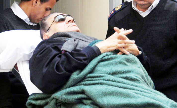Egypt to review petition for Mubarak's release tomorrow