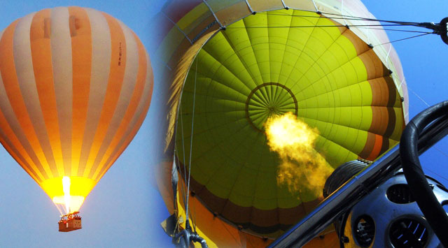 One dead, two missing in U.S. hot air balloon accident