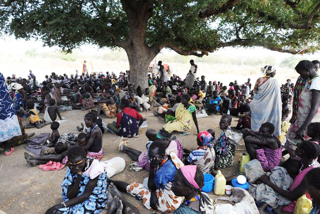UN extends S.Sudan peacekeeping mission for year