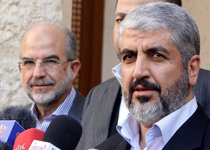 Hamas delegation meets with Egyptian officials in Cairo
