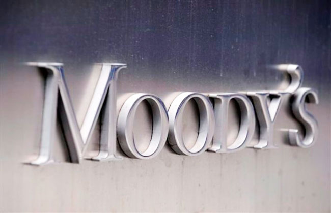 Moody's cautions Turkey, Russia for high inflation
