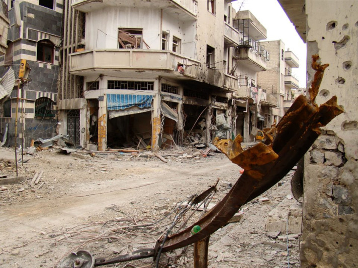 Assad forces killed 13 members of family in Baida,  say activists