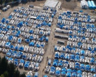 Saudi Arabia to set up container city for Syrian refugees