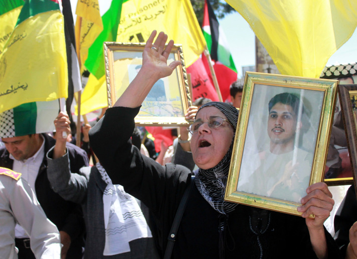 Israel to release 80 Palestinian prisoner, says offical