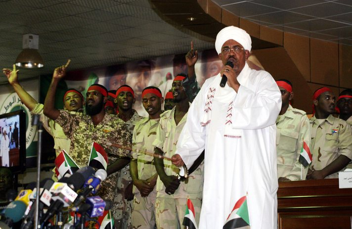 Sudan didn't surround SA troops for Bashir release
