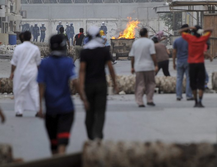 Protesters, police clash in Bahrain, teenager killed