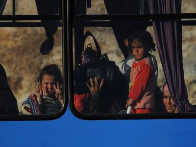 Iraq approves $12m in aid to Syrian refugees