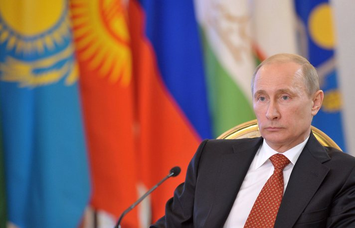 Putin sees no need for counter sanctions against West