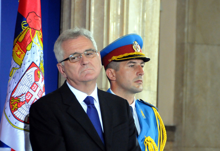 Serbian ultranationalists riding high in polls before election