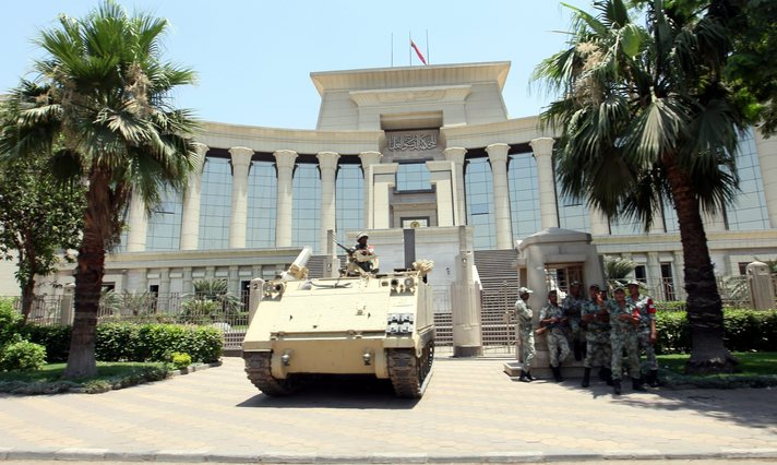 Egypt says it detains Nusra fighter returning from Syria