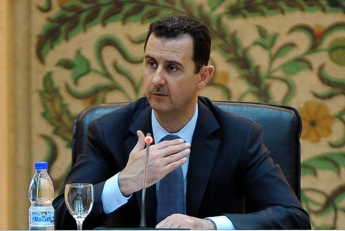 U.S. spies on Syrian regime for ISIL data -report
