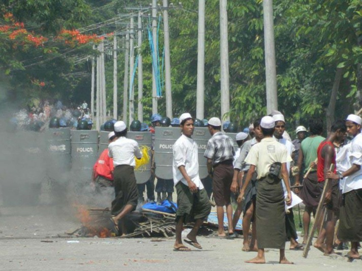 US urges Myanmar to probe attacks on Muslims