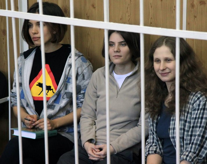 Russian lawmakers call for jail for 'blasphemous acts'