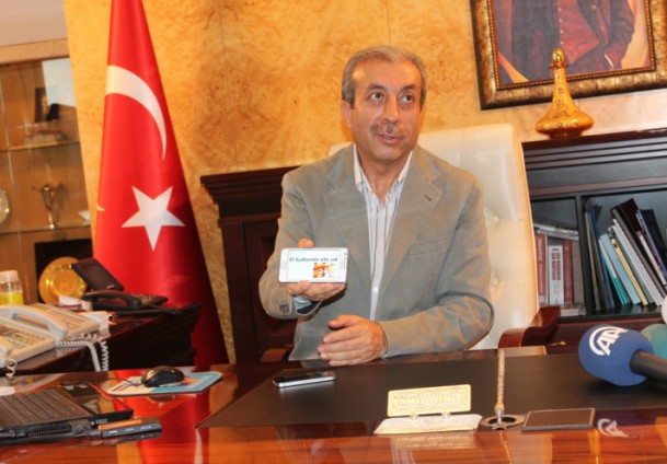 Minister says not to allow U.S. drought to affect Turkey