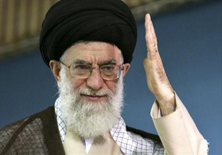 Khamenei accuses outsiders for Middle East's woes