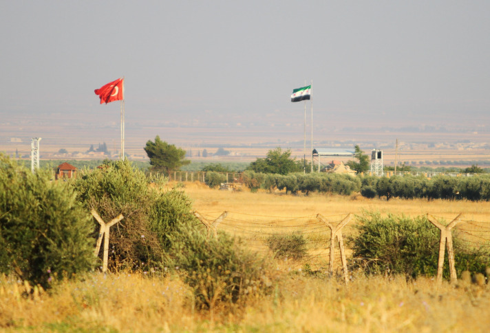 Turkey closes airspace to Syrian flights
