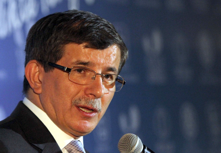 Real question is who used chemical weapons, says Davutoglu