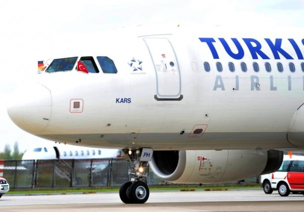 Turkish Airlines says to buy 15 new aircraft