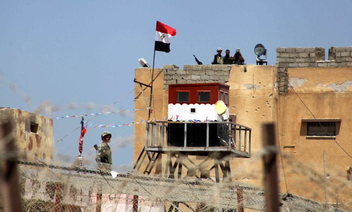 Egyptian tribal leader and son killed in Sinai