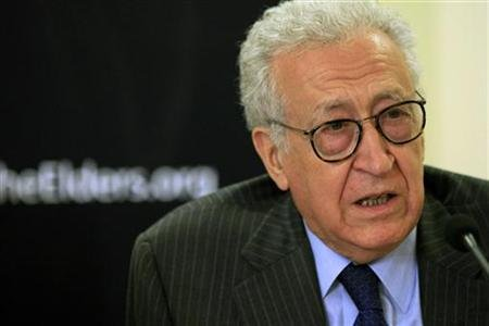 Special envoy on Syria to begin Middle East tour