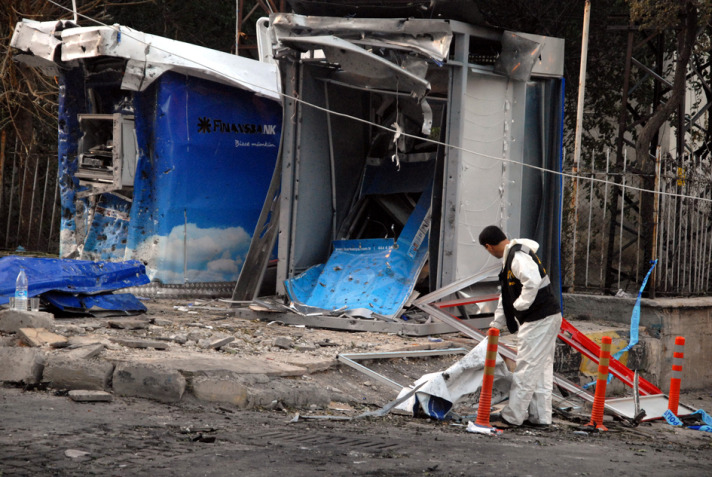 PKK denies role in deadly bomb attack in Turkey