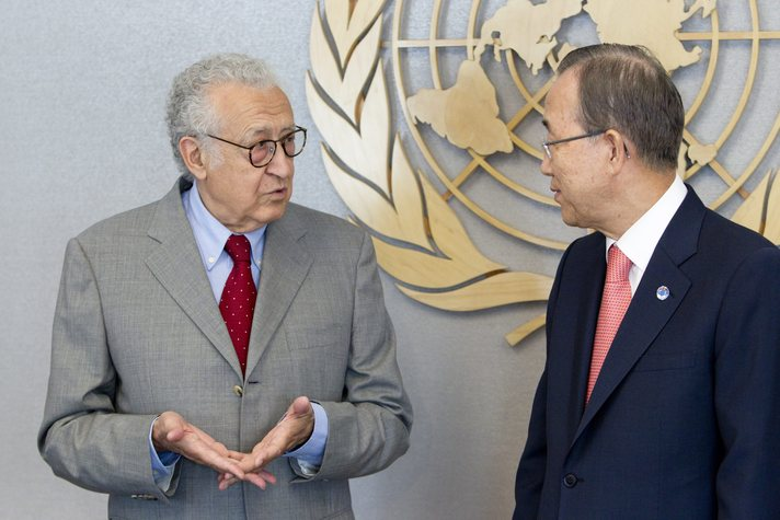UN to ask Syria's Assad for unilateral ceasefire