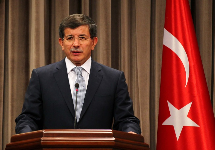 Turkey would join any int'l coalition against Syria