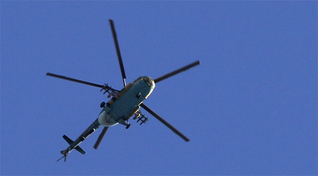 Ethiopian pilot defects to Eritrea in helicopter