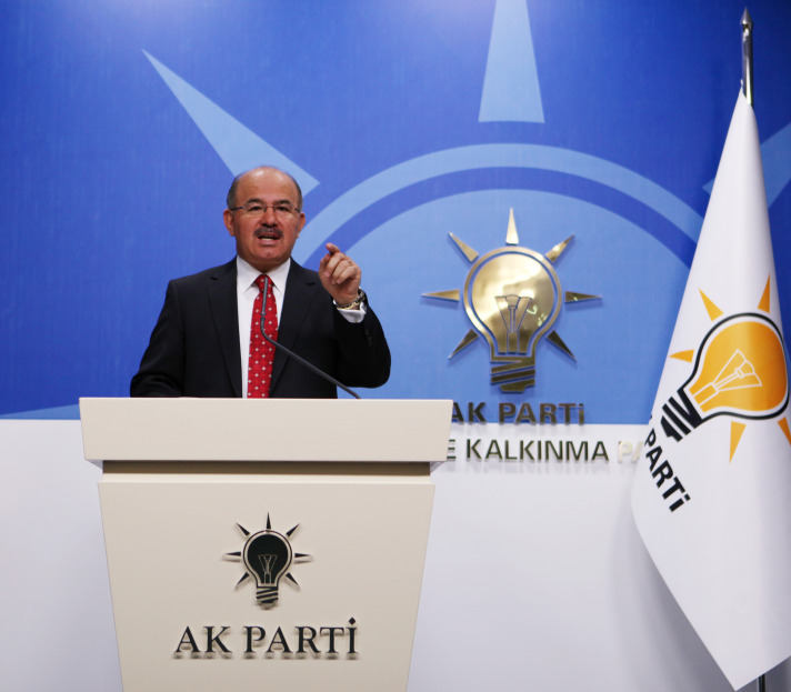 Prime Ministry motion not one about war, says spokesperson for AK Party