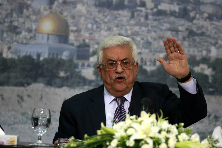 Abbas rejects Kerry's security plan
